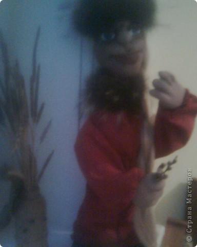 Вот такая девушка у меня родилась)) фото 2