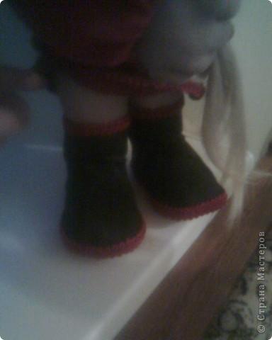 Вот такая девушка у меня родилась)) фото 3