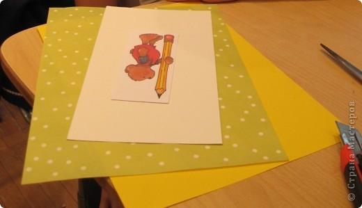 Мы с ребятами второго класса делали закладки для дневника. фото 4