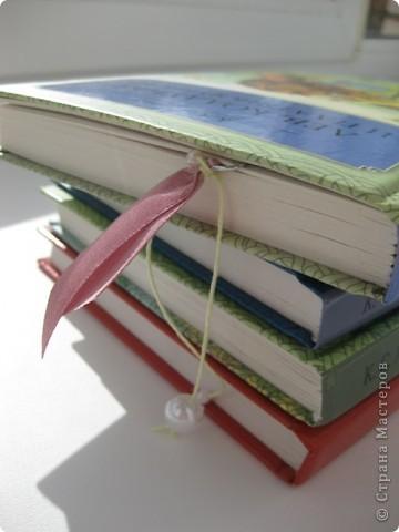 Мы с ребятами второго класса делали закладки для дневника. фото 9