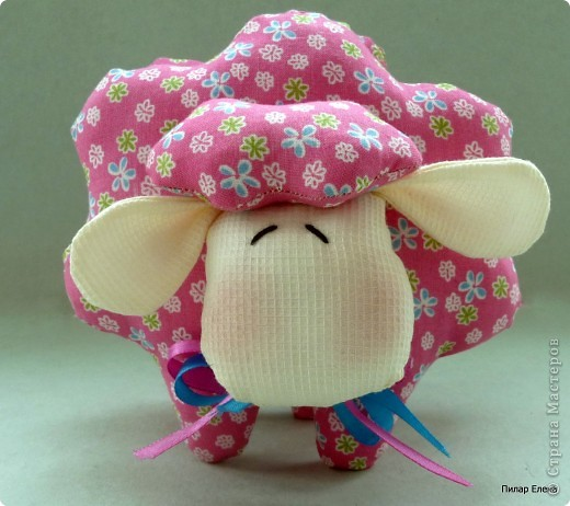 Ах, ты, бедная овечка... фото 2
