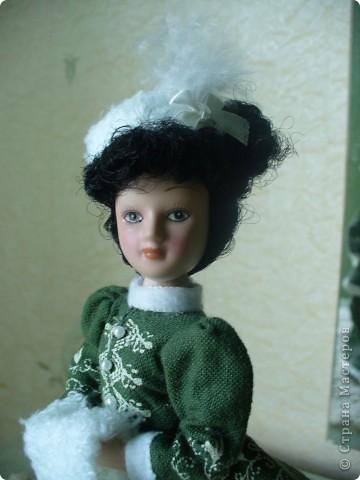 Новая героиня от ДэА - Анна Каренина. Оставить ее в первозданном виде я тоже не смогла.  фото 2