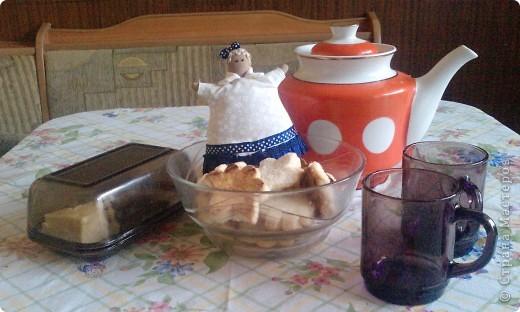 Заходите все на чай с пирожинкой Черничкой. фото 1