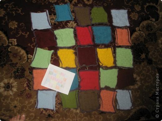 Вот такое у меня получилось одеяло ))) фото 2