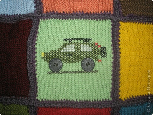 Вот такое у меня получилось одеяло ))) фото 5