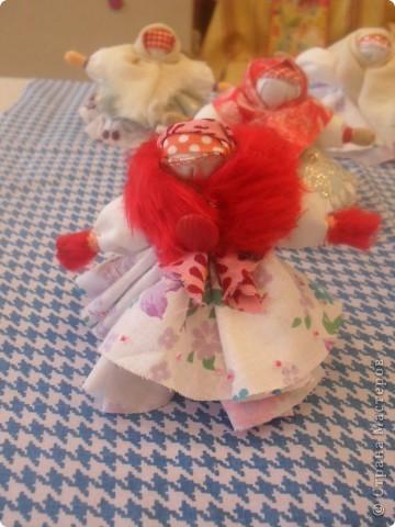 Кукла колокольчик фото 2