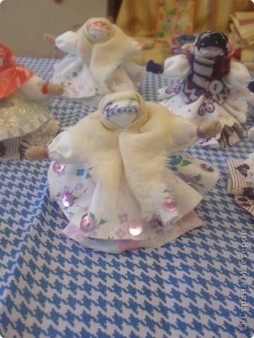Кукла колокольчик фото 3