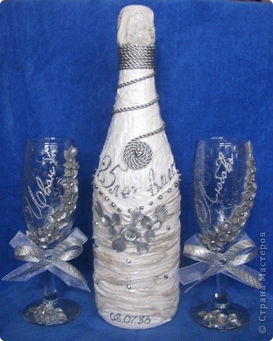 В подарок на серебряную свадьбу