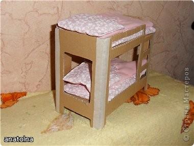 Двухярусная кровать фото 2