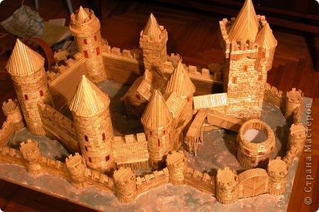 Замок своими руками в школе