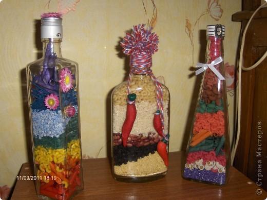 """Макарошки """"акварельные"""" и натуральные, перчики из соленого теста, цветы-сухоцветы фото 1"""