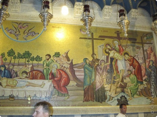 Доброе время суток, дорогие гости и мастерицы! В августе с подругой ездили в Турцию. Была уникальная возможность побывать в святом Иерусалиме, городе Иисуса Христа, царей Давида и Соломона, пророка Мухаммеда. Это одно из древнейших поселений, которому более 3500 лет, и священное место для трех религий - иудаизма, христианства и ислама. У христиан оно ассоциируется с распятием и вознесением Христа. В Иерусалиме сосредоточено огромнейшее количество памятников истории, религии и архитектуры.  фото 25