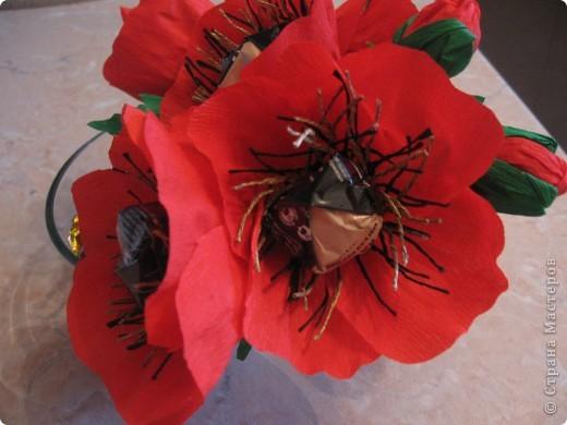 Освоила новые для меня цветочки. фото 2