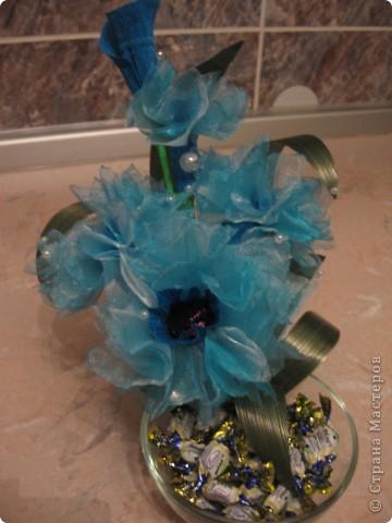 Освоила новые для меня цветочки. фото 3