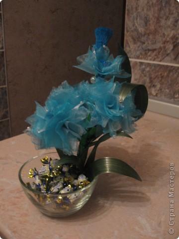 Освоила новые для меня цветочки. фото 4