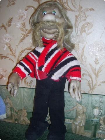 кукла ( первая попытка)