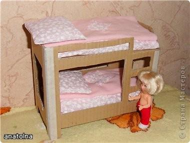 Двухярусная кровать фото 1