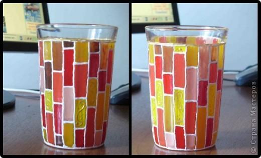 Набор из двух стаканов и бутылки  фото 2