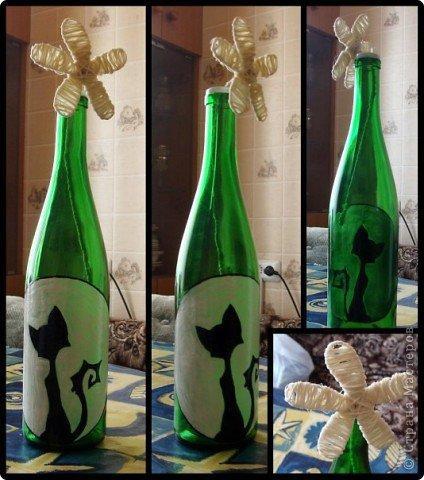 Набор из двух стаканов и бутылки  фото 6