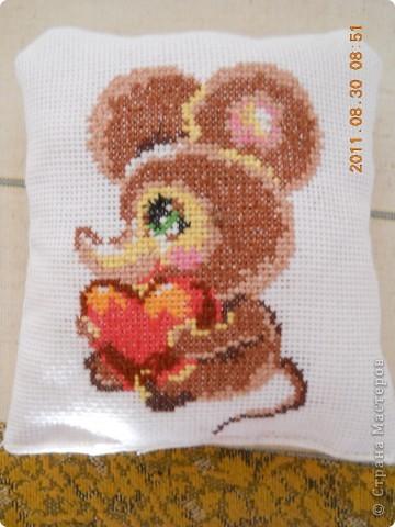 Маленькая мышка!!!