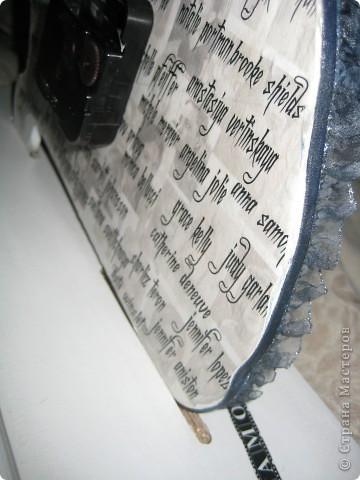 Итак! Представляю Вам свой первый настоящий МК! Эту работу я полностью разработала сама и спешу ею поделиться. Это подарок моей сестре на День Рождения, т.к она собирает вееры. Решила сделать ей практичный веер в коллекцию. фото 13