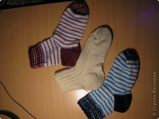 Веселые носочки фото 2