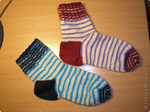 Веселые носочки фото 1