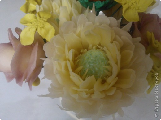 Цветы из ХФ фото 2
