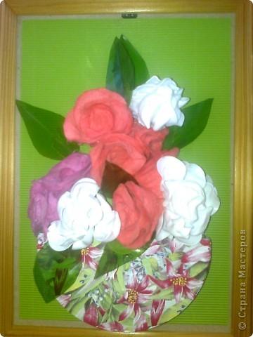 цветочная фонтазия
