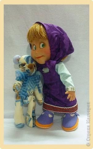 Куклы Шитьё Маша Из