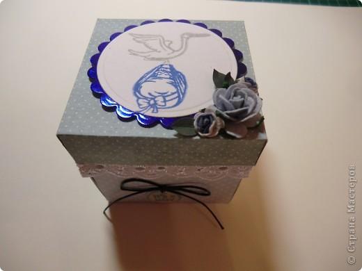 Подарочная коробочка фото 17