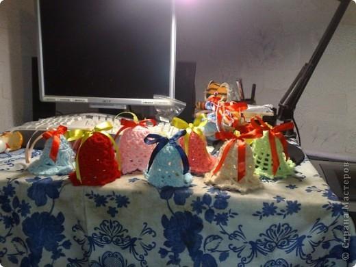 Игрушка Новый год Вязание