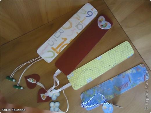 Необходимость дочки в школе в закладках и вдохновило на их создание. фото 6