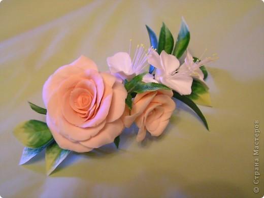 Роза и жасмин фото 2