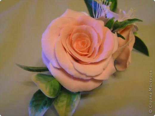 Роза и жасмин фото 3
