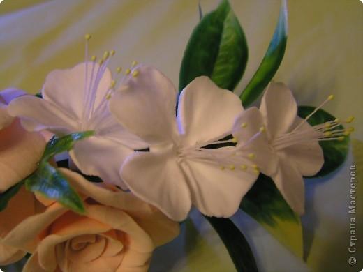 Роза и жасмин фото 4