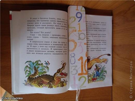 Необходимость дочки в школе в закладках и вдохновило на их создание. фото 2