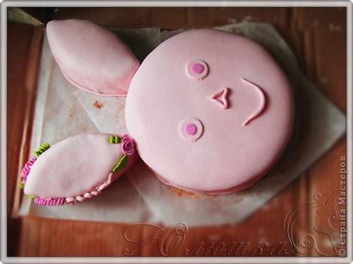 Такой тортик я племяшке на день рождения делала. фото 3