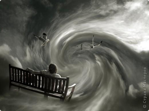 Периодически в голову лезут мысли на эту тему... http://stranamasterov.ru/node/161466?t=1305 ****************************************** Фото нашла здесь... http://www.dejurka.ru/inspiration/40-surreal-photo-manipulation/