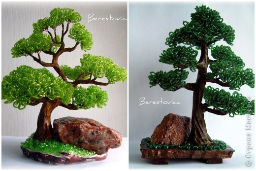 Последние деревья с камнями. Больше вроде и камней приличных не осталось, да и идей пока нет.  фото 1