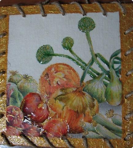"""Панно на кухню """"Луковички"""" фото 3"""
