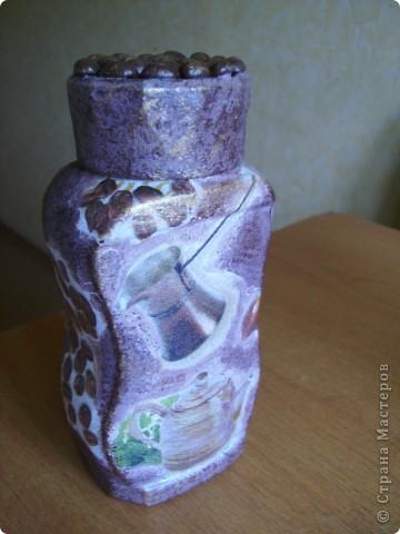 Делала в подарок бутылочку... фото 6