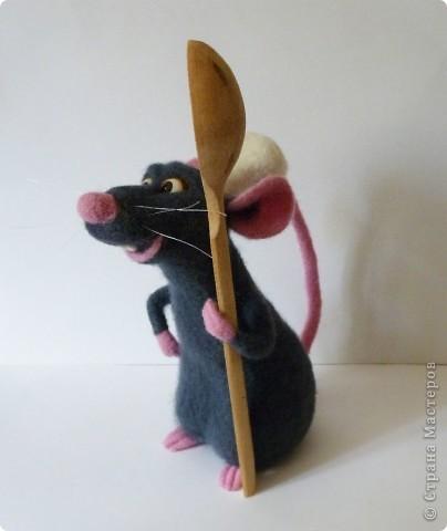 Крысёнок Рэми фото 4