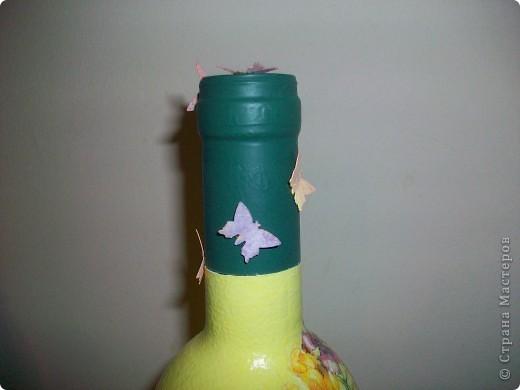 Летняя бутылка фото 3