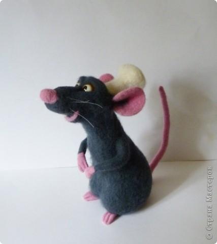 Крысёнок Рэми фото 6