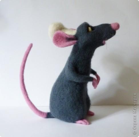 Крысёнок Рэми фото 3