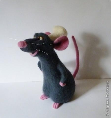 Крысёнок Рэми фото 7