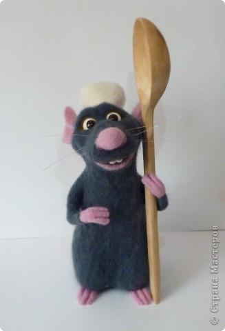 Крысёнок Рэми фото 5