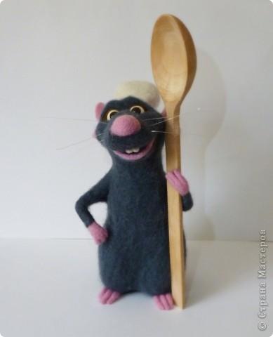 Крысёнок Рэми фото 1