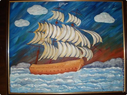 Корабль по МК Ларисы Ивановой